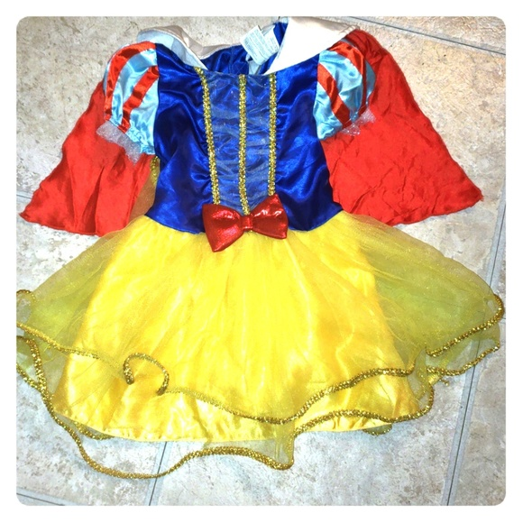 3797f6970 Disney Costumes | Baby Snow White Dress | Poshmark